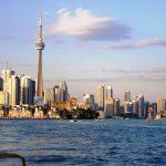 Kesän 2018 kaukomatka tehtiin Kanadaan